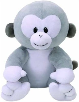 TY Pookie Monkey reg very special plush animals   6 inch Multicolor TY Soft Toys