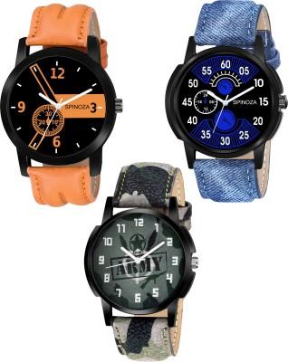 SPINOZA Analog Watch   For Boys   Girls SPINOZA Wrist Watches