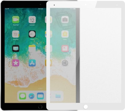 Case Creation Edge To Edge Tempered Glass for Apple iPad Pro(Pack of 1)