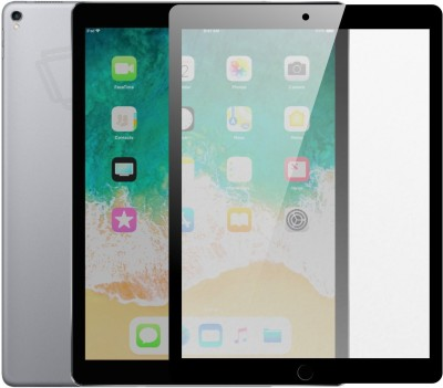 Case Creation Tempered Glass Guard for iPAD Air 10.5 inch Premium 3D Matte Glass Cover(Pack of 1)
