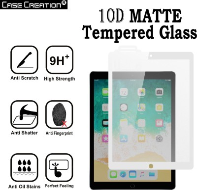 Case Creation Tempered Glass Guard for Apple iPAD Air(Pack of 1)