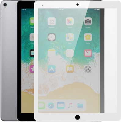 Case Creation Tempered Glass Guard for iPAD Pro 12.9 inch Premium 3D Matte Glass Cover(Pack of 1)