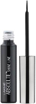 Lakmé Absolute Shine Liquid Eye Liner 4.5 ml (Black)