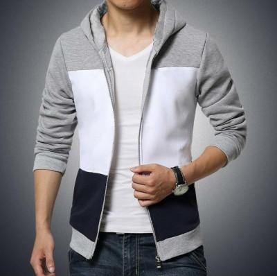FastColors Full Sleeve Colorblock Men Jacket