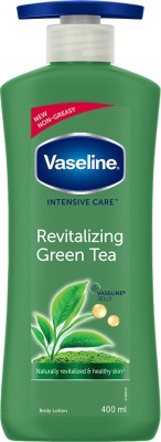 Vaseline Revitalizing Green Tea Body Lotion(400 ml)