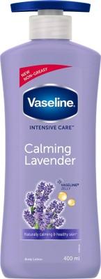 Vaseline Calming Lavender Body Lotion(400 ml)