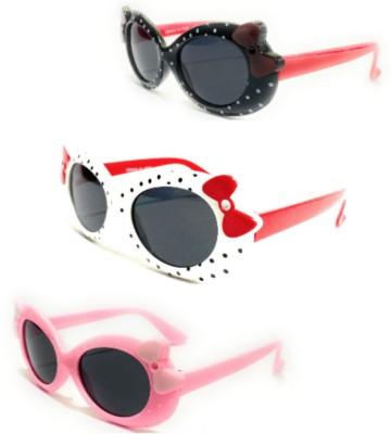 Dannilo Cat-eye Sunglasses(For Girls)