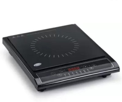 Glen Appliances SA3071 Induction Cooktop(Black, Push Button)