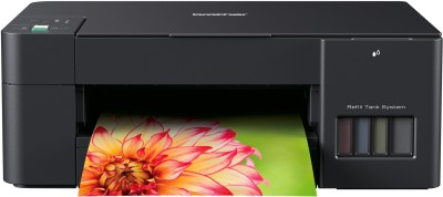 Brother DCP-T220 Multi-function Color Printer(Black, Ink Tank)