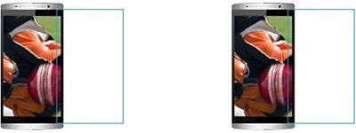 MudShi Impossible Screen Guard for Micromax Canvas Mega 2 Plus Q426 Plus(Pack of 2)