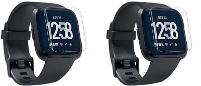 MudShi Impossible Screen Guard for Fitbit Versa 2(Pack of 2)