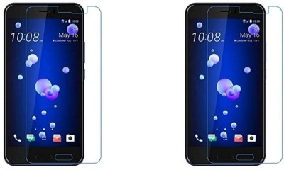 MudShi Impossible Screen Guard for Htc Desire U11 Life(Pack of 2)
