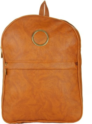 JG Shoppe JGDC96 7 L Backpack Brown JG Shoppe Backpacks