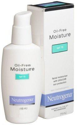 NEUTROGENA Oil-free Moisture SPF15 (115 ml)(115 ml)