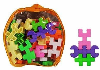 MON N MOL Kids Block Game Multicolor MON N MOL Blocks   Building Sets