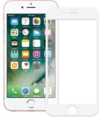 VILLA Edge To Edge Tempered Glass for Apple iPhone 8(Pack of 1)