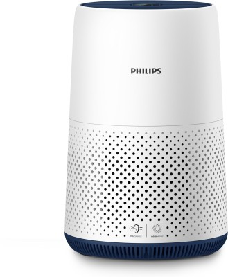 PHILIPS AC0817/20 removes 99.5% particles as small as 0.003 microns Portable Room Air Purifier(White)