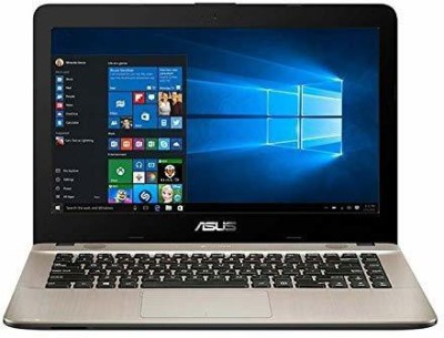 Asus Core i5 8th Gen    8  GB/1 TB HDD/Windows 10 Home  X441UA GA608T Laptop 14 inch, Black Asus Laptops