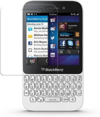 Mozgo Screen Guard for BLACKBERRY Q5(Pack of 1)