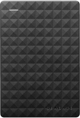 Seagate 5 TB External Hard Disk Drive(Black)