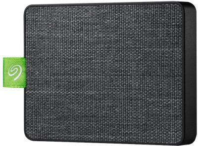 Seagate 500 GB External Solid State Drive(Black)