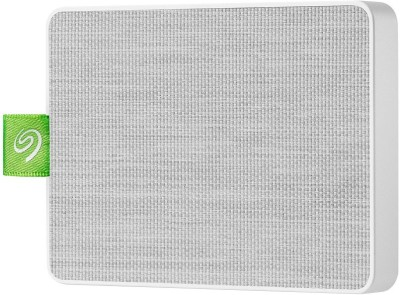 Seagate 1 TB External Solid State Drive(White)