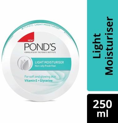 PONDS Light Moisturiser, 250ml(250 ml)