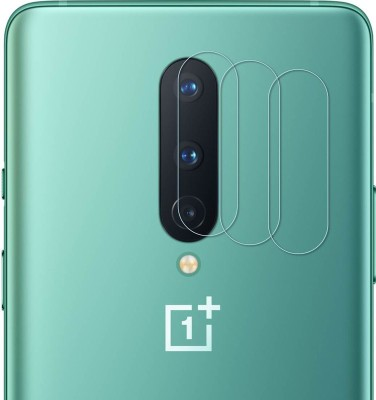 TODO DEALS Screen Guard for OnePlus 8(Pack of 3)