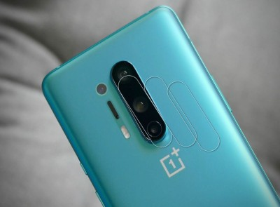 TODO DEALS Screen Guard for OnePlus 8 pro(Pack of 3)