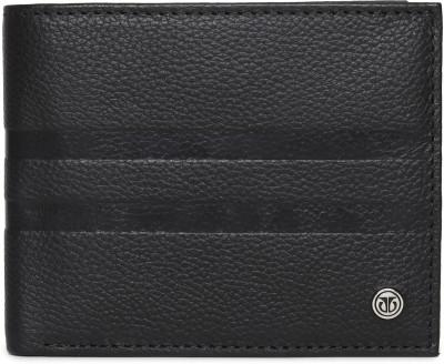 Titan Men Brown Genuine Leather Wallet 1 Card Slot Titan Wallets
