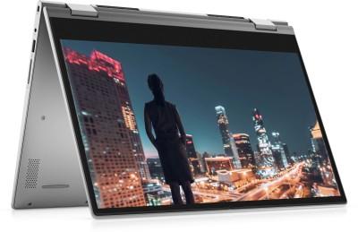 Dell Inspiron Core i3 11th Gen - (4 GB/256 GB SSD/Windows 10 Home) inspiron 14-5406-14 2 in 1 Laptop(14 inch,...