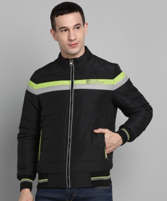 Breil by Fort Collins Full Sleeve Striped Men Jacket