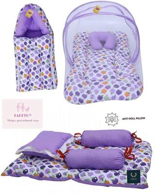 Fareto Cotton Bedding Set(Purple)