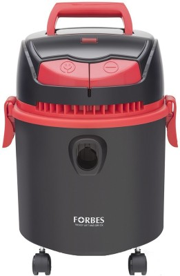 EUREKA FORBES Trendy Dx Wet & Dry Vacuum Cleaner(Red, Black)