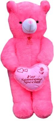 A S enterprize Lovable premium quality Soft Toys Pink   65cm   65 cm Pink A S enterprize Soft Toys