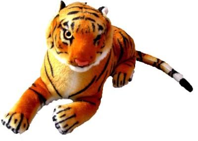 Agnolia tiger 32 br   32 cm Brown Agnolia Soft Toys