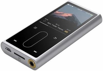 FiiO M3K HiFi Metal Shell Music Player with 16GB Memory Card and Digital Voice Recorder 16 GB MP3 Player(Grey, 2 Display)