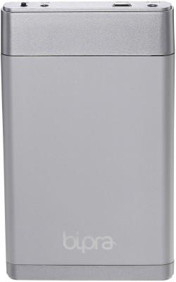BIPRA 120 GB External Hard Disk Drive(Silver)