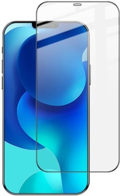 ELEF Edge To Edge Tempered Glass for Apple iphone 12 Super D Tempered Glass (D Plus Quality)(Pack of 1)
