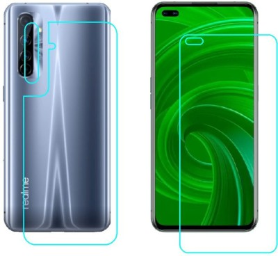 BPR Front and Back Screen Guard for Realme X50 Pro 5G (8GB RAM + 128GB)(Pack of 3)