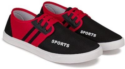 ganpati traders Sneakers For Men(Red)