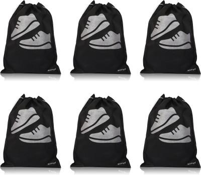 Alifiya Shoe Pouch(Black)