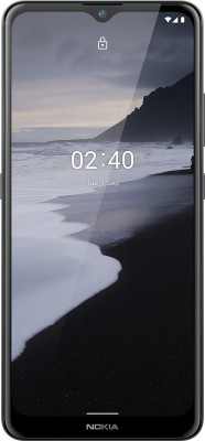 Nokia 2.4 (Charcoal Grey, 64 GB)(3 GB RAM)