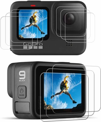 Action Pro Screen Guard for GoPro Hero 9(Pack of 9)