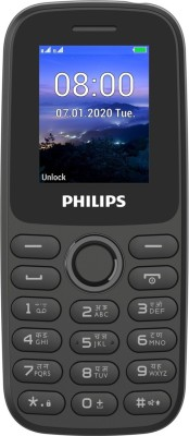 Philips E102A(Black)
