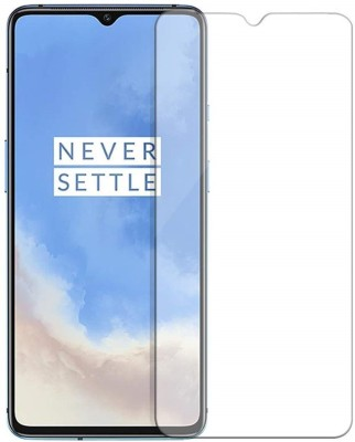 ECMERED Tempered Glass Guard for OnePlus 7T(Pack of 1)