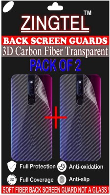 ZINGTEL Back Screen Guard for Sony Xperia Z1(Pack of 2)