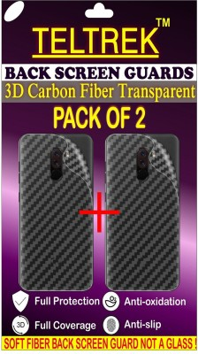 TELTREK Back Screen Guard for SAMSUNG GALAXY K ZOOM SM C111(Pack of 2)