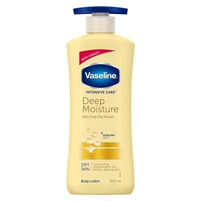 Vaseline Intensive Care Deep Moisture Body Lotion(400 ml)