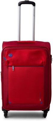 VIP LIDO4W EXP STROLLY 67 RED Check in Luggage   28 inch VIP Suitcases